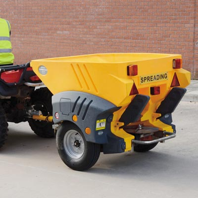 Broadcast / Drop Spreader Towable Gritters