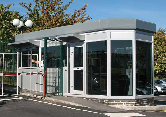 GRP Housings / Steel Kiosks