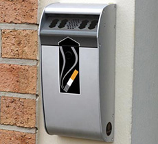 Choose a cigarette receptacle FAQ
