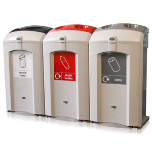 Nexus 100 Recycling Bank
