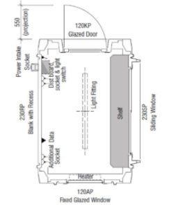 Complete Guide to Genesis GRP Kiosks Specification Image
