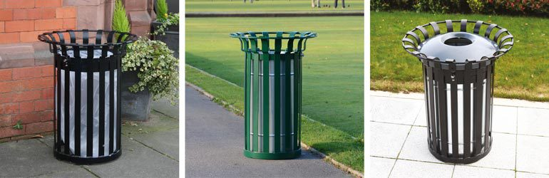 Introducing the Everglade™ Litter Bin