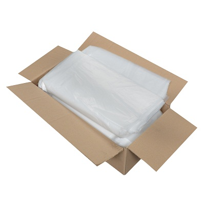 What is this? Clear polythene sacks (pack of 100)
