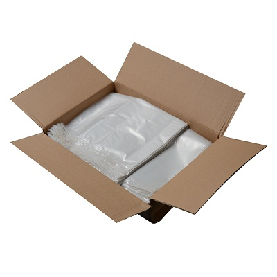 What is this? Clear polythene sacks (pack of 200)