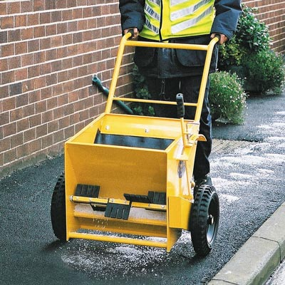 Cruiser 50™ Walk-behind Grit Salt Drop Spreader