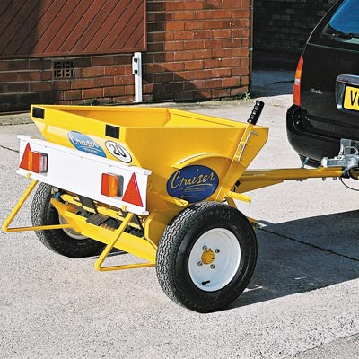 Cruiser Towable 80™ Grit Salt Drop Spreader/Gritter