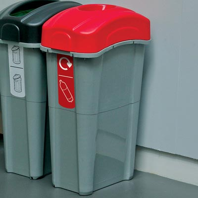 Eco Nexus® 85 Plastic Bottle Recycling Bin