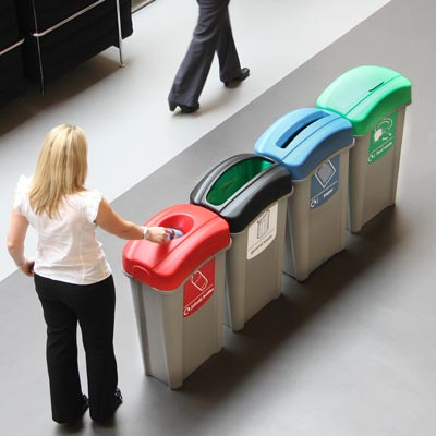 Eco Nexus 85 - Recycling Point