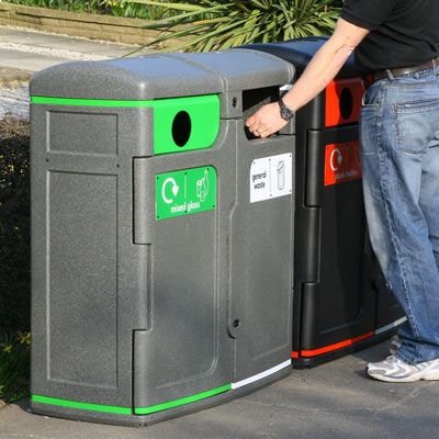Gemini Recycling Bins - 1