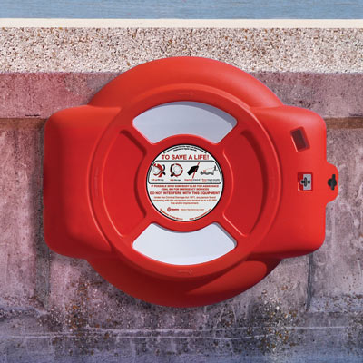 Guardian Lifebuoy Housing - Wall Mounted