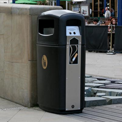 Integro™ Cigarette / Litter Bin