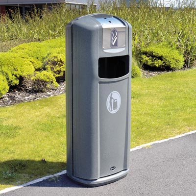 Integro City™ Cigarette / Litter Bin