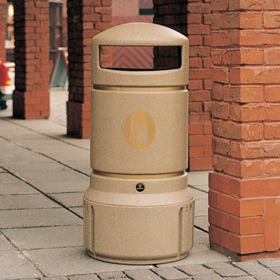 Mini Plaza® Litter Bin