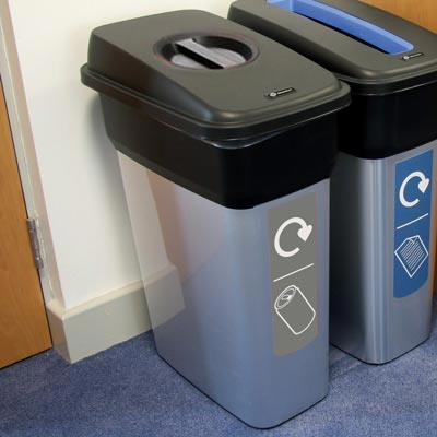 Mirage™ Can Recycling Bin - 60ltr