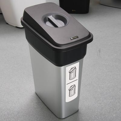 Mirage™ General Waste Bin - 80ltr