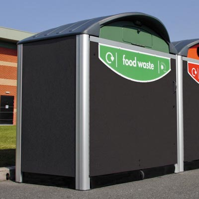 Modus™ 1280 Food Waste Recycling Housing