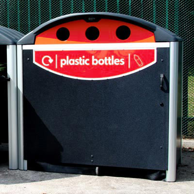 Modus™ 1280 Plastic Bottle Recycling Housing
