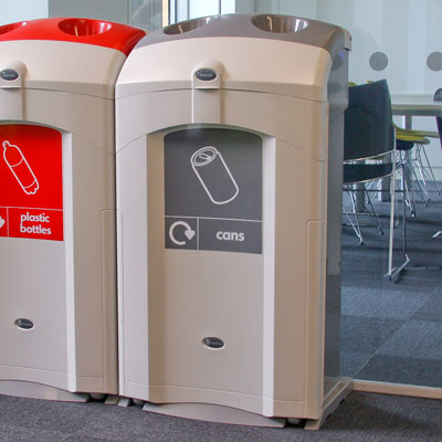Nexus® 100 Can Recycling Bin