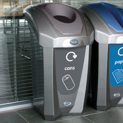 Nexus® 30 Deluxe Can Recycling Bin
