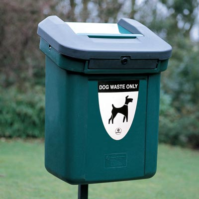 Retriever 60™ Dog Waste Bin