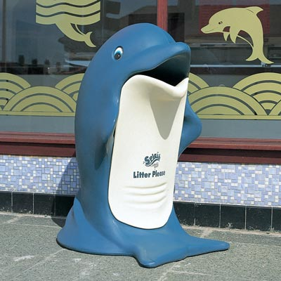Splash™ Novelty Litter Bin