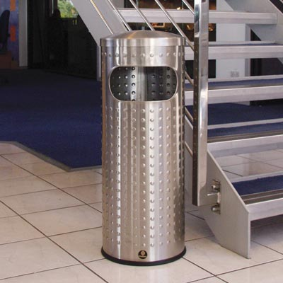Ultimo™ Round Bin with Open Top