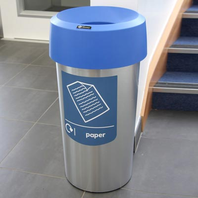 Vista™ Recycling Bins