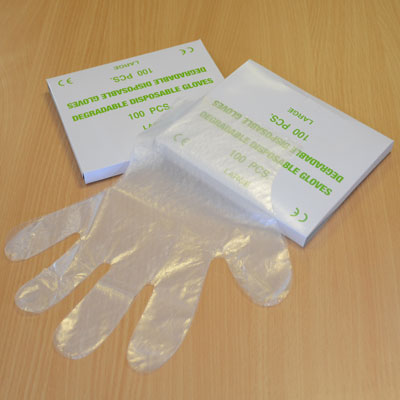 Gloves for Auto-Mate™ Petrol Forecourt Bin