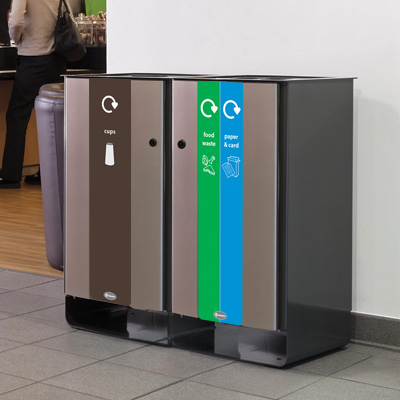 Electra™ Cup Recycling Bins