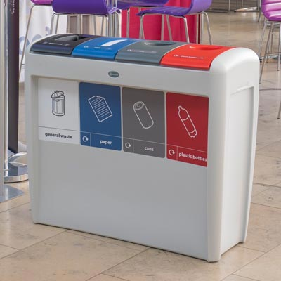 Nexus® Evolution Recycling Stations