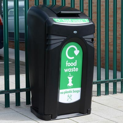 Nexus® City 140 Food Waste Recycling Bin