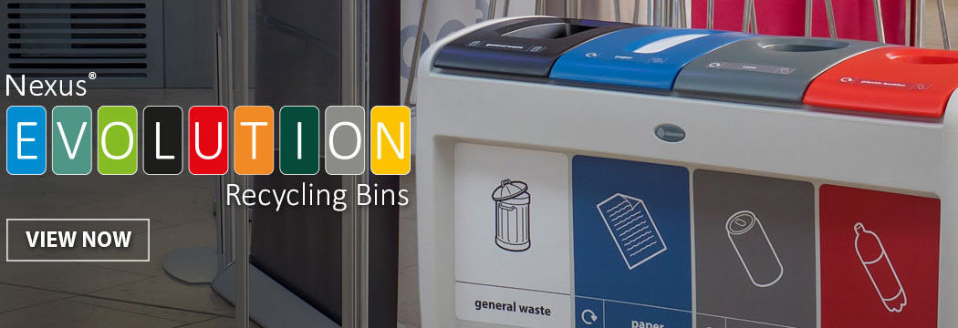 Nexus Evolution Recycling Bins